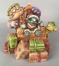 Harmony Kingdom Figurine - A Very 626 Christmas - Lilo Stitch Disney LE 500 2006