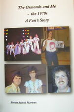 The Osmonds and Me-The 1970s  - New Book for Osmond Fans