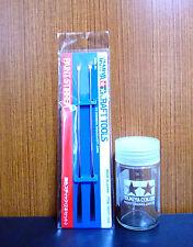 TAMIYA Paint Stirrer and Mixing Jar 46ml set / 81042 / 74017 / Made in Japan