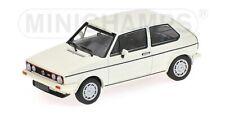 "VW Golf I GTI ""Pirelli"" 1983 weiß 1:43 Minichamps neu + OVP 400055171"