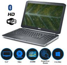 "Dell e5530 i3-2328M 2.2GHz, 15,6"", HD, A-Ware, Win10 Pro, HDMI, DVD-RW, KAM"