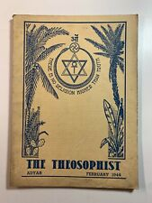 Theosophical and Spiritual literature - The Theosophist February 1944