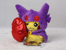 Pokemon Center Plush Poncho Pikachu Mega Sableye Figure Soft Doll Toy Gift