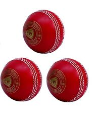 Spin Red Cricket Ball Buy 2 Get 1 Free Training Outdoor Light Practice Soft Ball