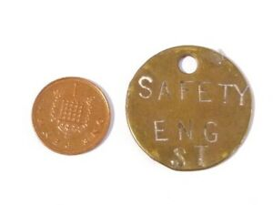 Safety Eng St - Tally Token Pit - Lamp Check #C9