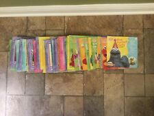 Lot Of 47 Sesame Street Elmo's Learning Adventure HC & PB Books