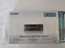 D- Link Wireless N 300 USB Adapter