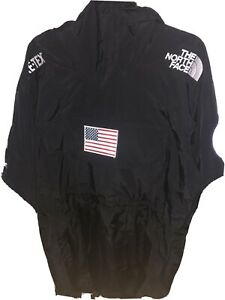 Supreme x The North Face Trans Antarctica Expedition Pullover - Black - Large