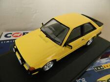 Vanguards Corgi VA11011 Ford Escort MK111 XR3 Praire Yellow