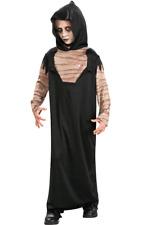 Kids Horror Grim Reaper Mummy Halloween Egyptian History Fancy Dress Costume