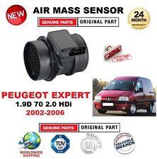 pour Peugeot Expert 1.9D 70 2.0 HDi 2002-2006 AIR mesure CAPTEUR 5 broches avec