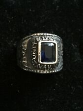 Female Military Navy ring Size 10