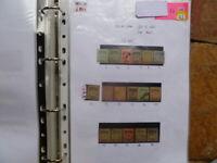KELANTAN MALAYA USED & some mint  SG 1 To 20