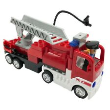 Rayline 911-372A RC Auto Ferngesteuertes Feuerwehrauto 31 cm 1:26 mit Frontlicht