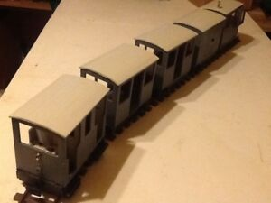 SM32 Complete Industrial Narrow Gauge Tram Set 16mm Scale Garden Railway