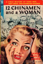 James Hadley Chase / 12 Chinamen and a Woman 1950