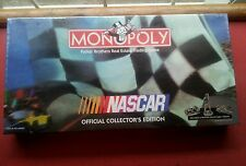 1997 Parker Brothers NASCAR Monopoly ~OFFICIAL COLLECTORS EDITION~ New Sealed