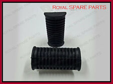 New Royal Enfield Rider Footrest Rubber Kit Classic 350 & 500 EFI #888347