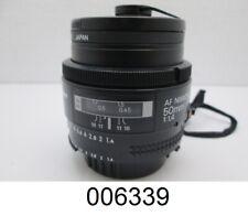Nikon AF NIKKOR 50mm 1:1.4 Lens
