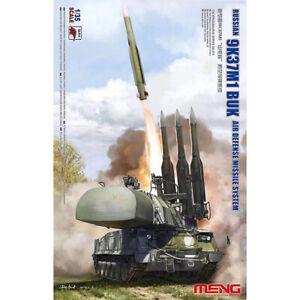 Meng 1/35 SS-014 Model Russian 9K37M1 BUK Air Defense Missile System Model Kit