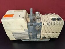 Alcatel Pascal Leroy Somer 2005 Sd Dual Stage Rotary Vane Vacuum Pump Tested