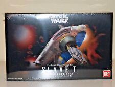 Bandai Slave I Jango Fett 1/144 Star Wars Attack of the Clones EP2 Model Kit NEW