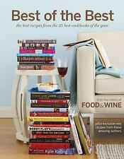 Food & Wine Best of the Best Recipes Vol. 12 25 Best Cookbooks of the Year