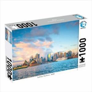 Puzzlers World - Sydney Harbour 1000 Piece Jigsaw Puzzle