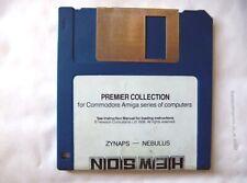 60682 ZYNAPS/NEBULUS-Commodore Amiga (1988)