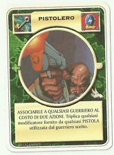 MUTANT CHRONICLES DOOMTROOPER: PISTOLERO (Paradise Lost ITA)