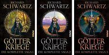 Götterkriege Die Komplette Saga Richard Schwartz Die Rose von Illian  Askir