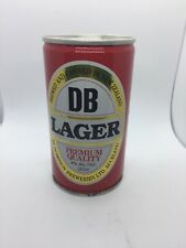 340 ml Db Lager Dominion Breweries Beer Can New Zealand