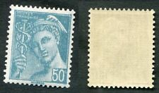 Timbre FRANCE YT n° 549 neuf TB** - Type Mercure - 1942
