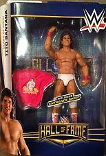 WWE MATTEL ELITE HALL OF FAME SERIES 2 TITO SANTANA BRAND NEW UK