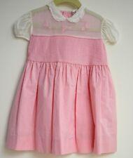 HEAVENLY VINTAGE GIRL'S DRESS, SIZE 3X YOLANDE FOR BEST & CO. TT138