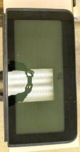 2016-2121 Chevy Malibu rear stationary sunroof glass, good used OEM 23455114