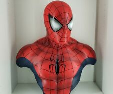 Retro Classic Amazing Spider-Man Bust Statue Custom Private Commission Sideshow
