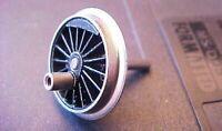 Haftreifen// Drive Wheel Cog+Axle Marklin Treibachsenteil MäRKLIN HO für 3029