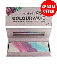 Technic VIP Colour Wave Eye & Cheek Palette Fairy Tale highlighting powder