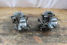1966 Honda CB450 Black Bomber K0 CARBS CARBURETORS