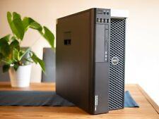 DELL Precision 5810 Tower - Barebones with FCLGA2011-3 Motherboard, PSU
