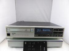 Philips CD-304 silber mit fernbedienung HighEnd CD-Player