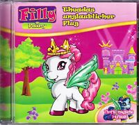 CD Filly Fairy 7 - Theadas unglaublicher Flug / Thoris magische Hufeisen  EUROPA