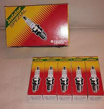 5x Zündkerzen ISOLATOR M14-260 pas f Simson Schwalbe KR51 S50 S51 SR50 S70 SR4
