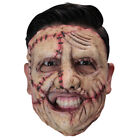 Serial Killer 40 Peeled Human Stiched Face Adult Latex Halloween Mask