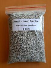 Horticultural Pumice Bonsai Soil or Succulents 1-3 mm