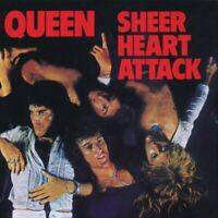 Queen Sheer heart attack (1974) [CD]