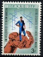 Belgium 1968 SG#2046 Industral Safety Campaign MNH #D49190