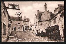 Painswick. Tibbywell St by H. M. Strange, PO, Painswick