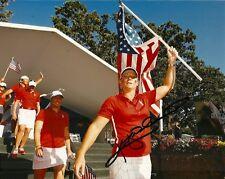 LPGA Kristy McPherson Autographed Signed 8x10 Photo COA 5